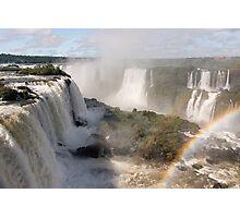Iguazu Falls Photographic Print