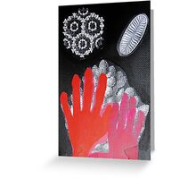 indecision Greeting Card