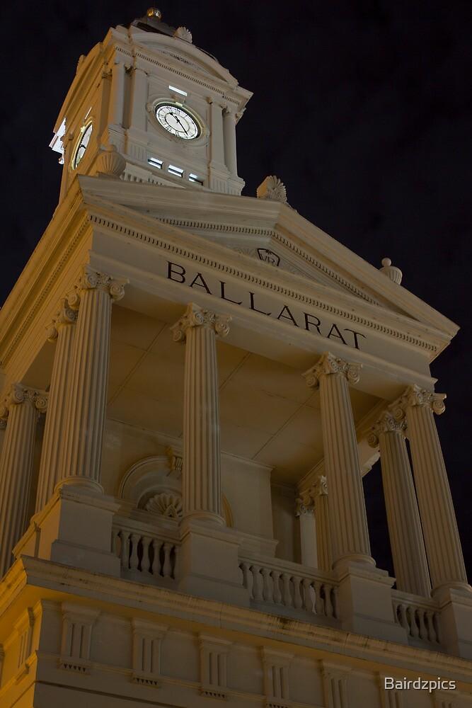 Ballarat Train Station by Bairdzpics