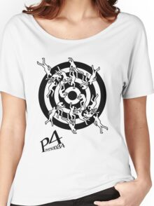 Persona 4 Midnight Channel Shirt Women's Relaxed Fit T-Shirt