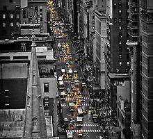 Electric Avenue by Evelina Kremsdorf