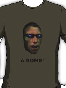 Deus Ex: A Bomb! T-Shirt