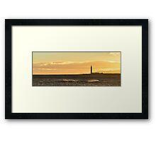 Barns Ness Seascape Framed Print