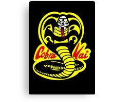 Cobra Kai - The Karate Kid Canvas Print