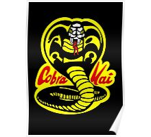 Cobra Kai - The Karate Kid Poster