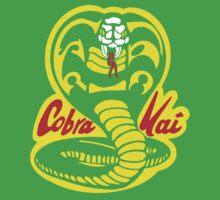 Cobra Kai - The Karate Kid Baby Tee
