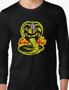 Cobra Kai - The Karate Kid Long Sleeve T-Shirt