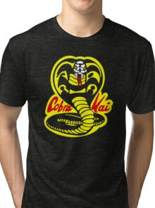 Cobra Kai - The Karate Kid Tri-blend T-Shirt
