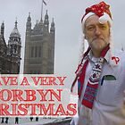 Have A Very Corbyn Christmas Card by froggencrafts
