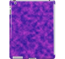 Pink & Blue mist iPad Case/Skin