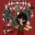 Christmas Fae by LoneAngel