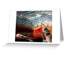 Texas Collage Greeting Card
