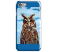 Owl for iPhone iPhone Case/Skin
