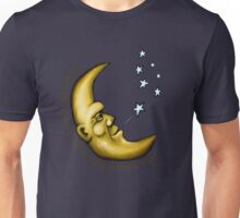 The banana moon puffs out the evening stars Unisex T-Shirt
