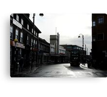 vine street Canvas Print