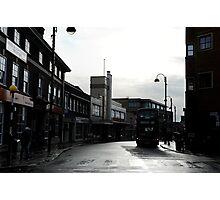 vine street Photographic Print