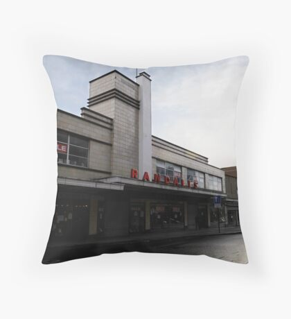 randalls Throw Pillow
