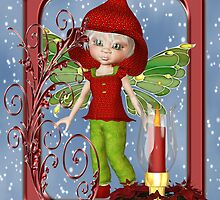 Christmas Elf by LoneAngel
