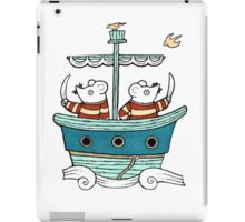Marauding Mice iPad Case/Skin