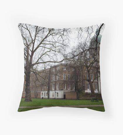 imperial war museum Throw Pillow