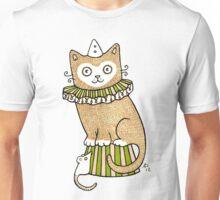 Circus Cat Unisex T-Shirt