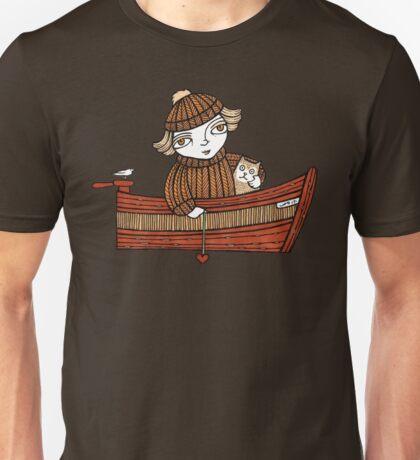 Dawn & Dinky (Dunbar Harbour) Unisex T-Shirt