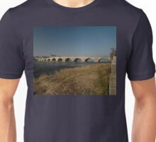 Pont Jacques Gabriel, Blois, France, Europe 2012 Unisex T-Shirt
