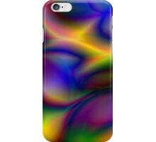 Abstract Thunderstorm iPhone Case/Skin