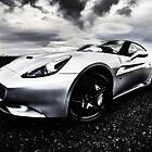 Ferrari California - Silver by ademcfade