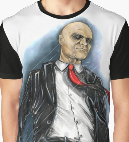 Hitman Absolution Graphic T-Shirt