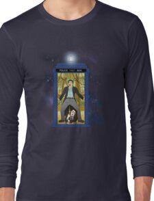 Whodam Style Long Sleeve T-Shirt