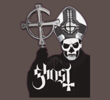 Ghost B.C. - Papa Emeritus II One Piece - Short Sleeve