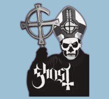 Ghost B.C. - Papa Emeritus II One Piece - Short Sleeve