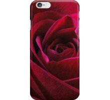 Inside a Red Rose iPhone Case/Skin