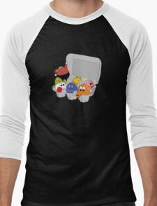 One Bad Egg Men's Baseball ¾ T-Shirt