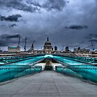Millenium Bridge by Nikola Janev