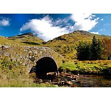 Argyll Scotland Photographic Print
