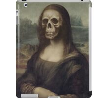 THE SECRET OF MONA LISA iPad Case/Skin