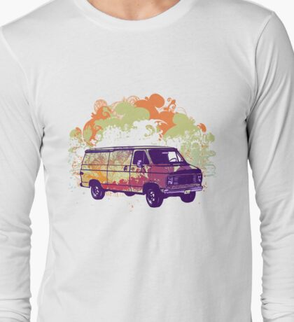 van Long Sleeve T-Shirt
