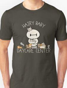 Hairy baby - Baymax T-Shirt