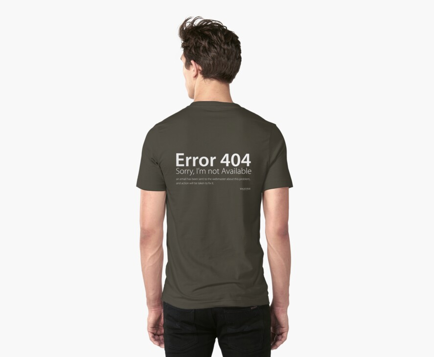 404 Error by ifanogoo