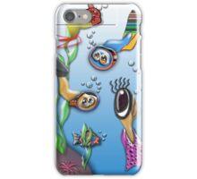 SEA URCHINS iPhone Case/Skin