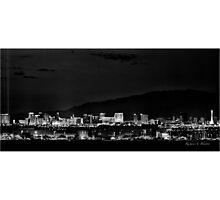 Las Vegas Skyline Photographic Print