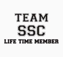 Team SSC, life time member by stacigg