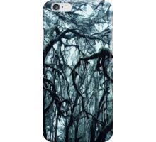 Horror Trees iPhone Case/Skin