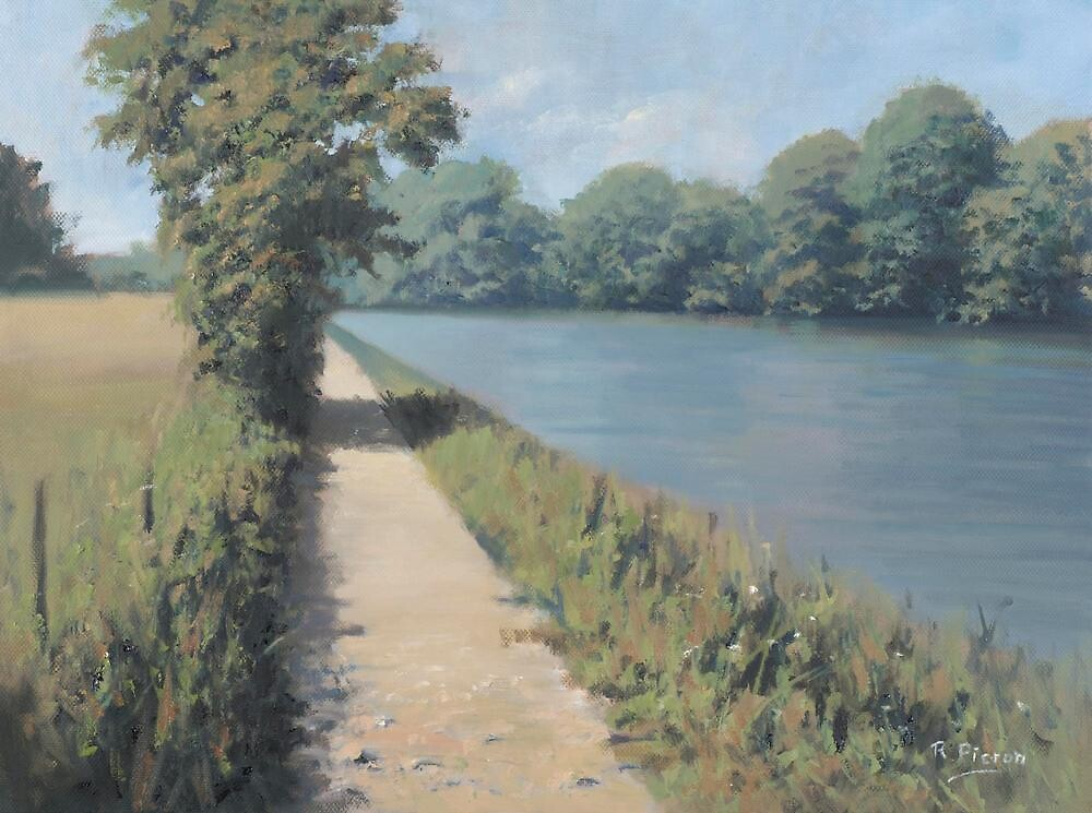 The Thames Path by Richard Picton