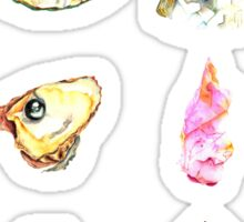 Watercolor Birthstones Sticker
