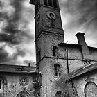 Clocktower At The Grange by Dave Godden