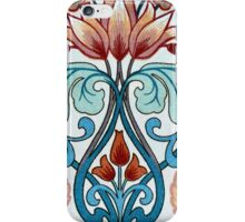 Colorful Floral Print iPhone Case/Skin