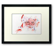 Ho ho ho.......... Framed Print